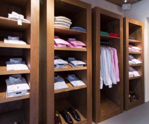 diseño tienda ropa