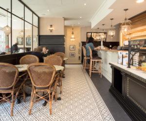 restaurante panadería